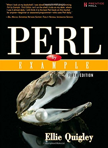 Click the image to buy Perl by Example from Amazon.com