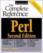 Click the image to buy Perl The Complete Reference from Amazon.com